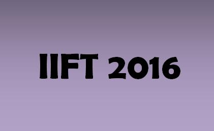 IIFT 2016 Logo