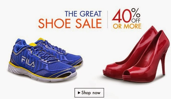 Amazon Great Shoe Sale: Footwear minimum 40% off from Rs. 167