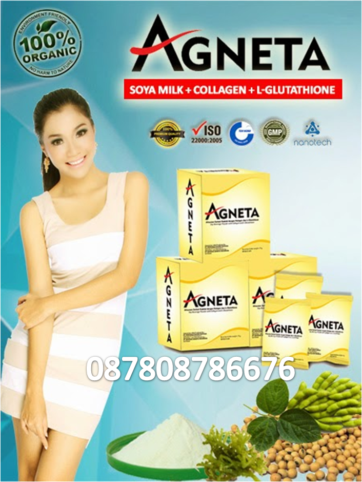 Harga Agneta secara resmi  kami rilis dan infokan kepada Anda semua di seluruh Indonesia.          Harga Paket Agneta Rp 1.300.000,- per paket         Berisi 25 sachet produk Agneta         Promosi selama masa open order setiap pembelian paket Agneta akan dapat free 5 sachet lagi.         Sudah termasuk membership.  Untuk Anda yang ingin mencoba terlebih dahulu bisa dengan membeli paket Trial Rp 250.000,- dapat 5 sachet Produk Agneta.  Hubungi Kami : HP 087808786676 BBM : 27F869C8