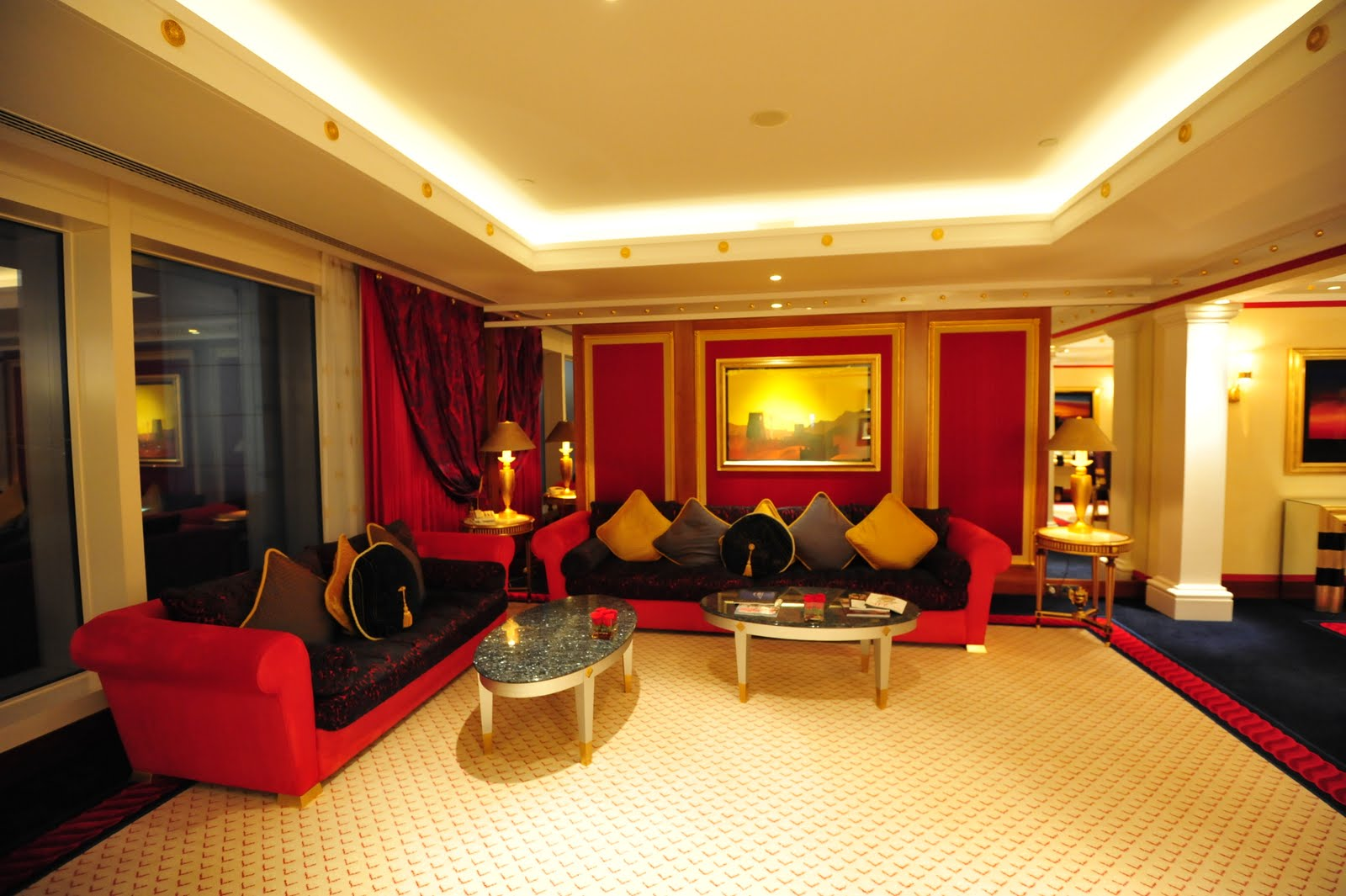 Goboogo travel photography a room in the burj al arab for Burj al arab rooms
