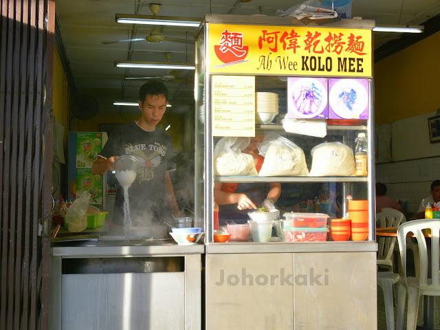 Kolo-Mee-Famous-Sarawak-Food-干捞面