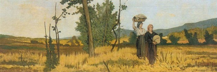 Giovanni Fattori 1825-1908 | Italian painter | Verismo/Realism movement
