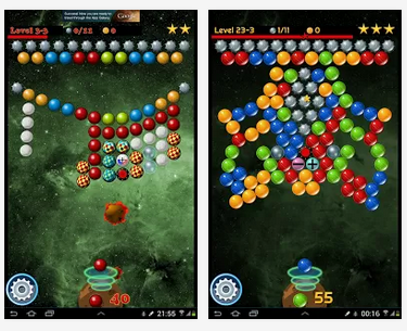 Free Download Full Version Games: Space Bubble Shooter Android Free