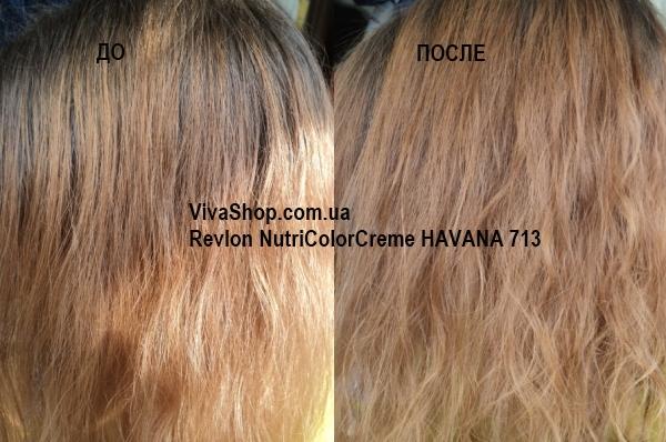 Оттеночные бальзамы для волос ревлон