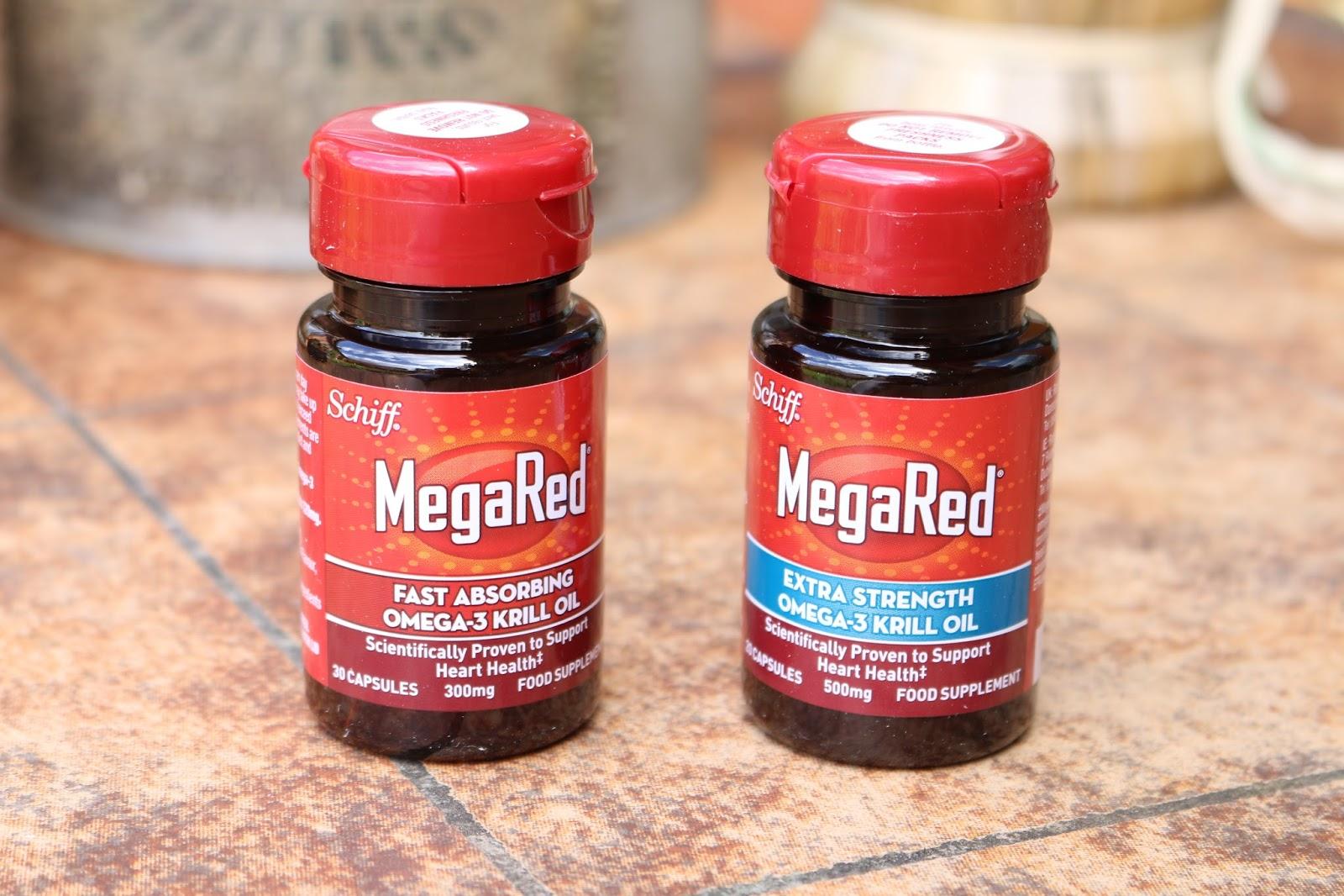 MegaRed omega 3