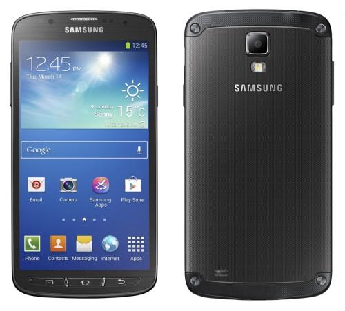 L'azienda coreana Samsung ha ufficializzato il suo smartphone top di gamma con certificazione iP67 resistente all'acqua, alle intemperie e alla sporcizia