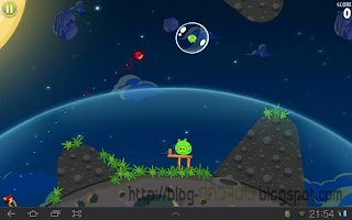 Download Angry Birds Space For Android