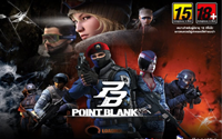 Point Blank Online Game