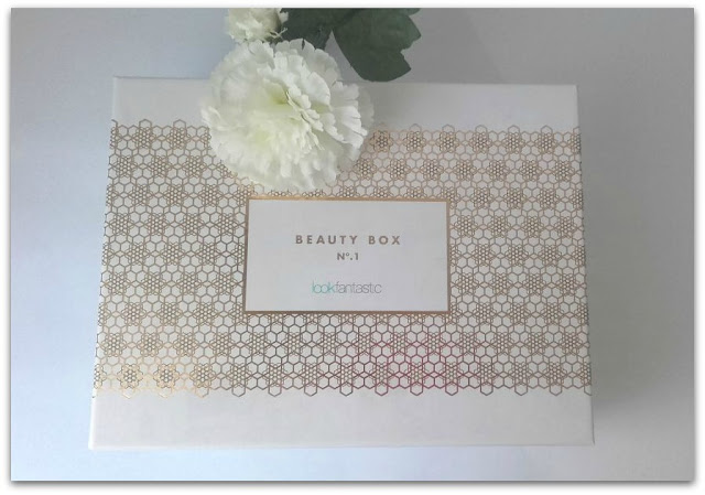 Beauty box look fantastic octubre