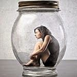 Pensamento depressivo gera infelicidade