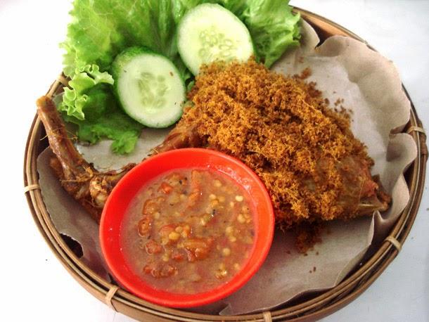 Resep Ayam Goreng Sukabumi