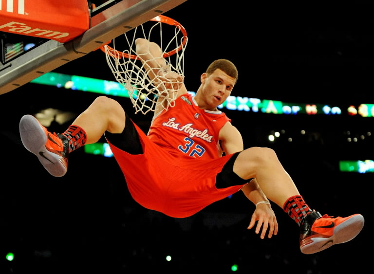 Blake Griffin Los Angeles Clippers wallpapers | NBA Wallpapers, Basket Ball Wallpapers