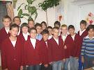 Băieţii clasei a IV-a A