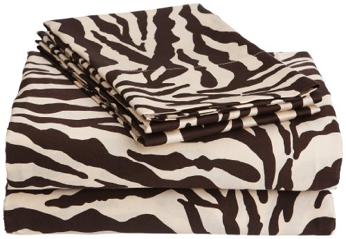 Faces By Farah: I Think I Just Bought Zebra Print Bed Sheets