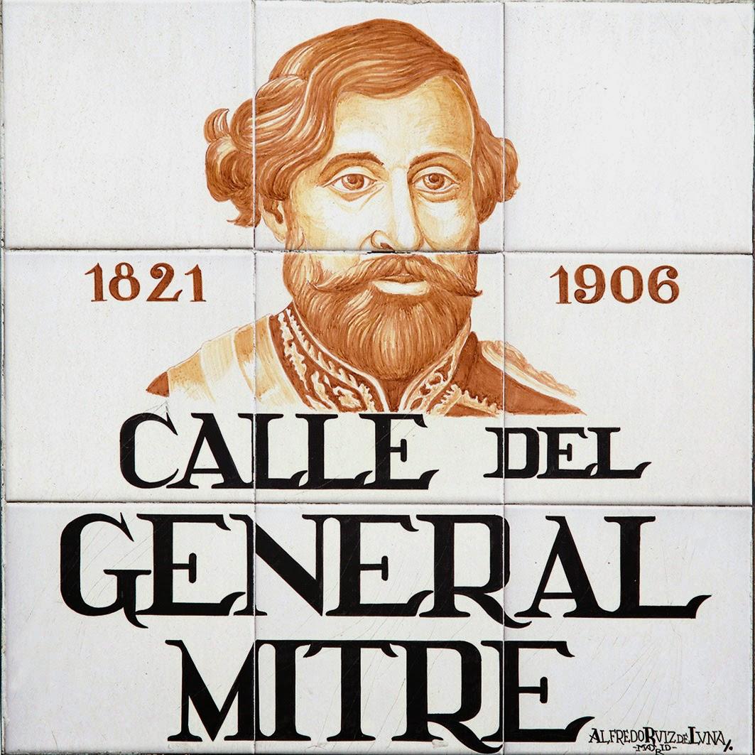 Calle del General Mitre