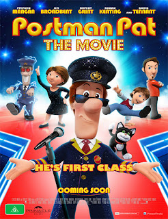 Postman Pat: The Movie (2014) online