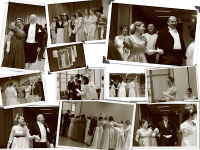 Un quadro di danza in bianco e nero (Ballo Regency 2012)