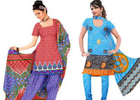 Buy Exquisite Dress Material  Upto 70% & Extra 40% Cashback Via Paytm:buytoearn