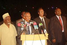 Puntland president celebrates 4th year anniversary in Bossaso