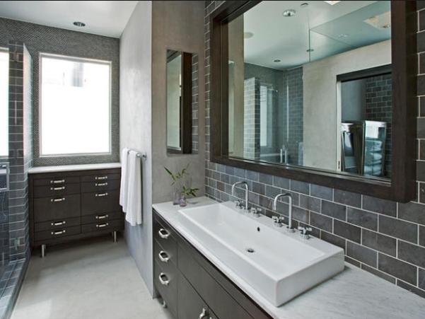 Small Bathrooms Big on Beauty