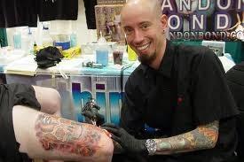 brandon Bond, all or nothing tattoo, anti elite art, peliculas, libros, bond, ropa, tattoo, tattoos, tatuaje, tatuajes, artist, artista, expensive tattoos, famous artists, tatuadores famosos