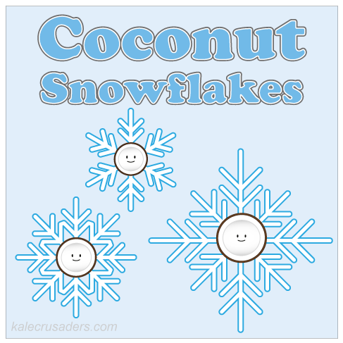 Coconut Snowflakes, Coconut Snow Flakes, Coconut Flakes, Coconut (Snow) Flakes, Coconut Butter