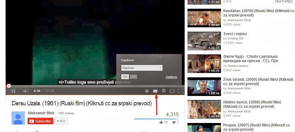 Ruski Jezik Filmovi Sa Prevodom Na Srpski picture