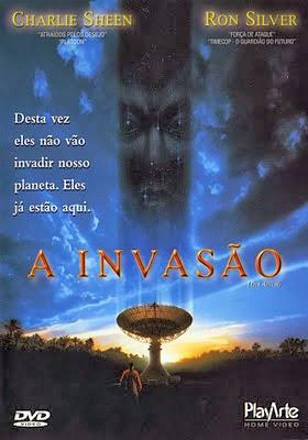 Filme A Invasão Dublado AVI DVDRip