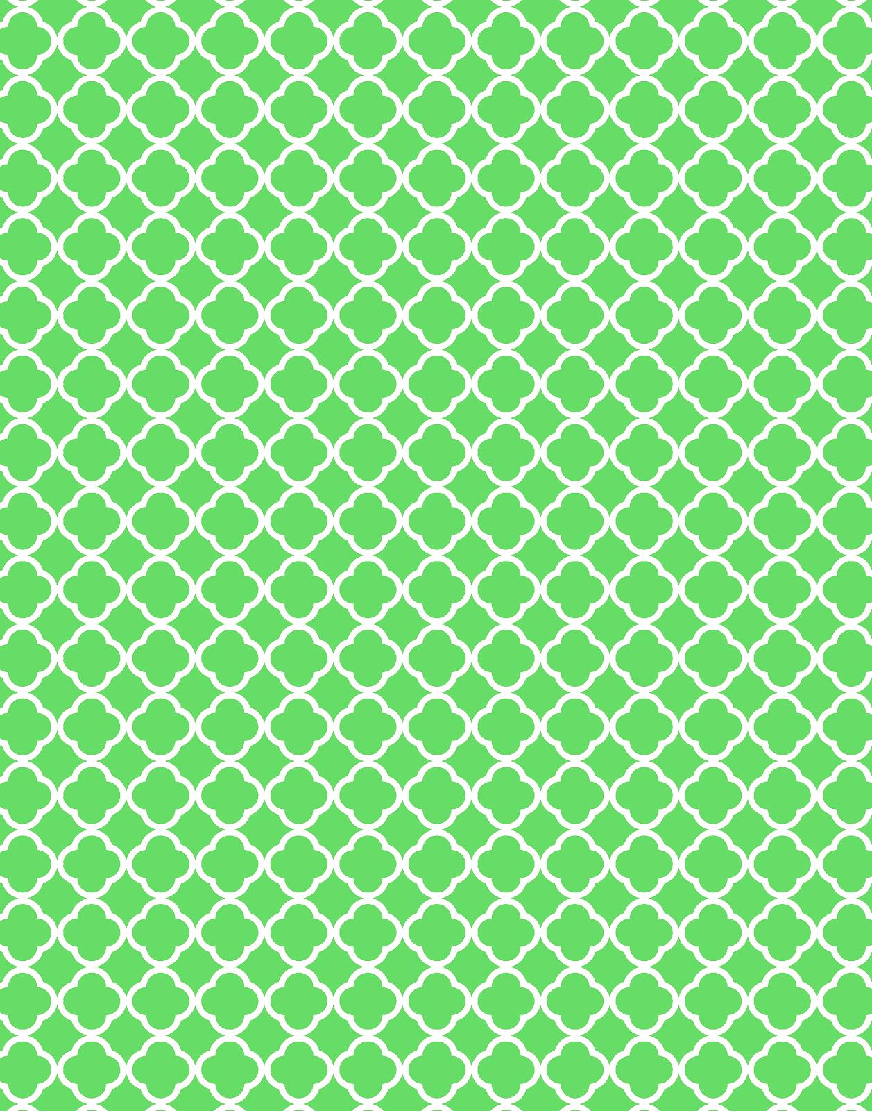 quatrefoil pattern background - photo #14