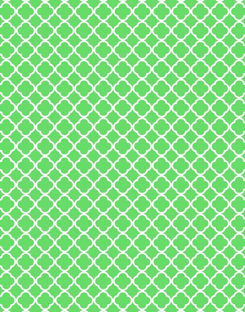 quatrefoil pattern background - photo #18