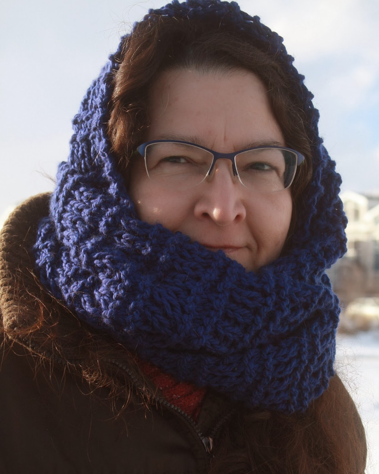 Cerridwen Cowl - Crescent Moon Collective