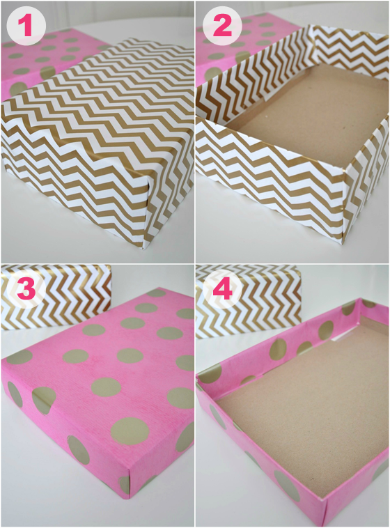 How To Make A Book Cover Out Of Wrapping Paper ~ Iheart organizing uheart creatively colorful
