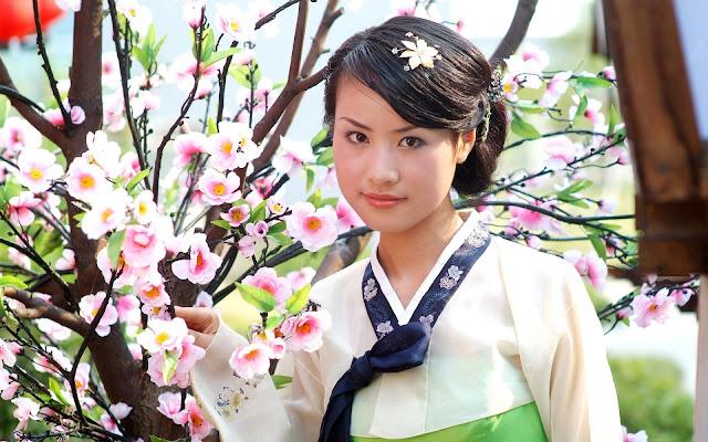 Beautiful Japanese Model