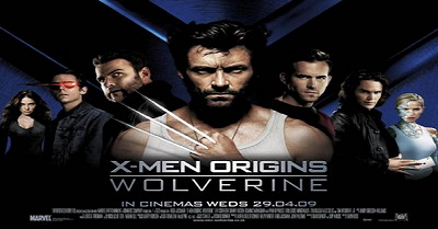 x-men, origin, wolverine, 2009,
