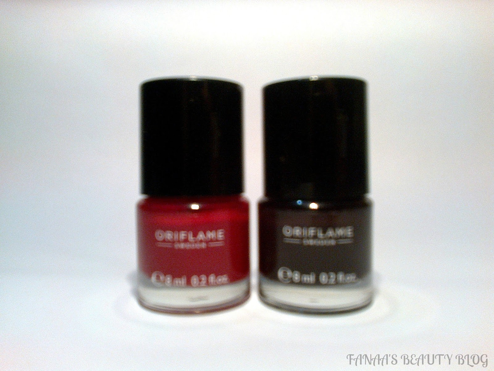 FANAA\'S BEAUTY BLOG: ORIFLAME PURE COLOUR NAIL POLISH IN SHADE DEEP ...