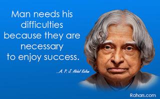 Dr. APJ Abdul Kalam's Quotes