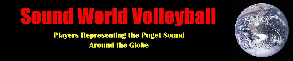 Sound World Volleyball