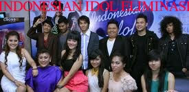 Malam Eliminasi Indonesian Idol 2012 (Update)