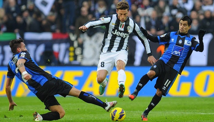 Juventus vs Atalanta en vivo