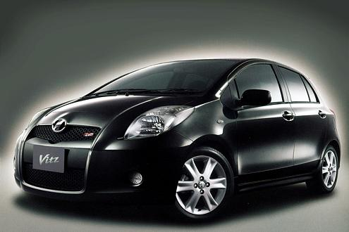 Amazing Car: New Cars Toyota Vitz 2011