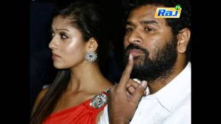 Nayantara And Prabhu Deva, The Reason For Their Departure