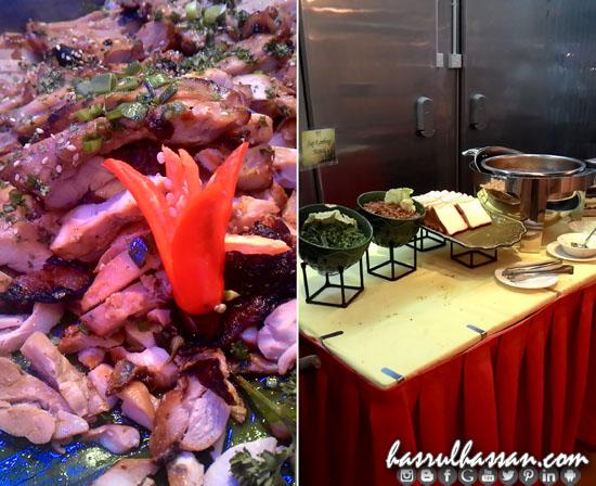 Buffet Ramadhan Bangi Golf Resort 2015