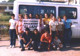 Llegamos de Chile