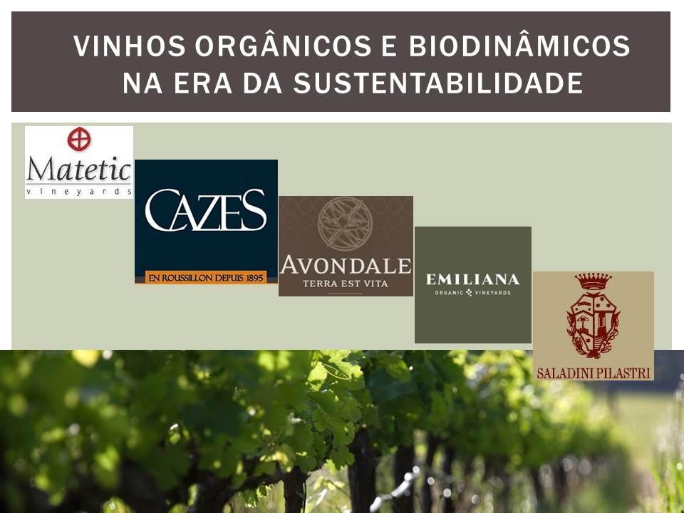Orgânicos e biodinâmicos com Ana Cristina Follador
