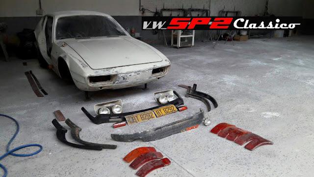 Iniciando a restauração de um VW SP2_06