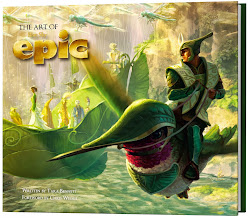 Win a copy of The Art of Epic!
