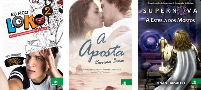 Lançamento de Livros - Setembro / Editora Novo Conceito