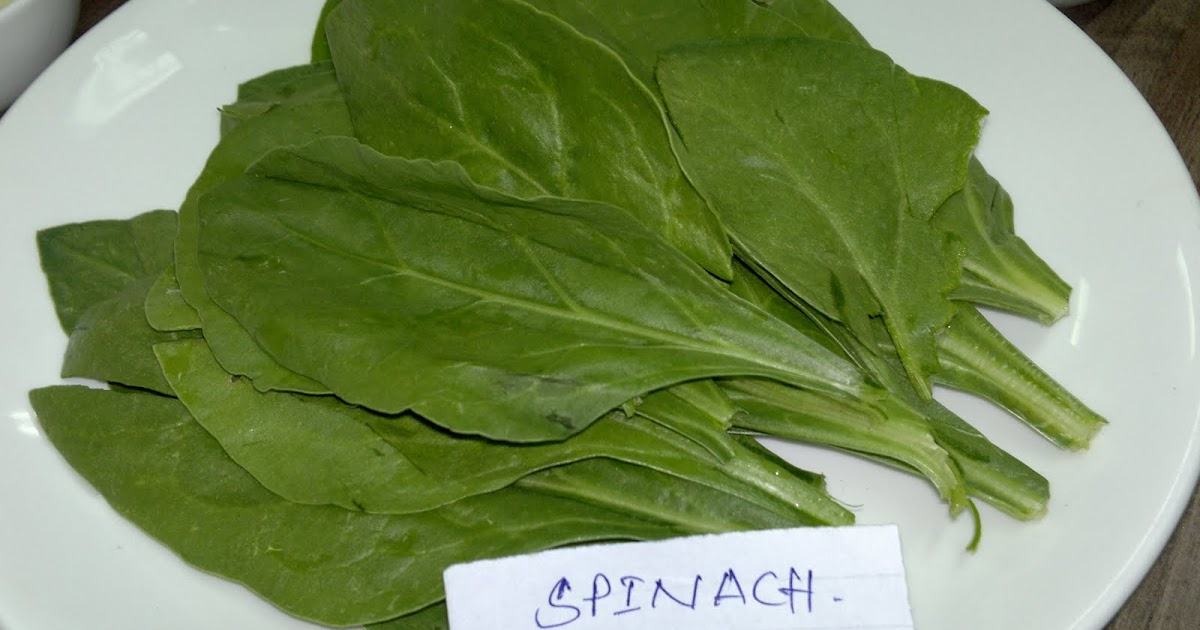 : CRACKLING SPINACH (Crisp Fried Spinach Tossed With Sesame, Garlic ...
