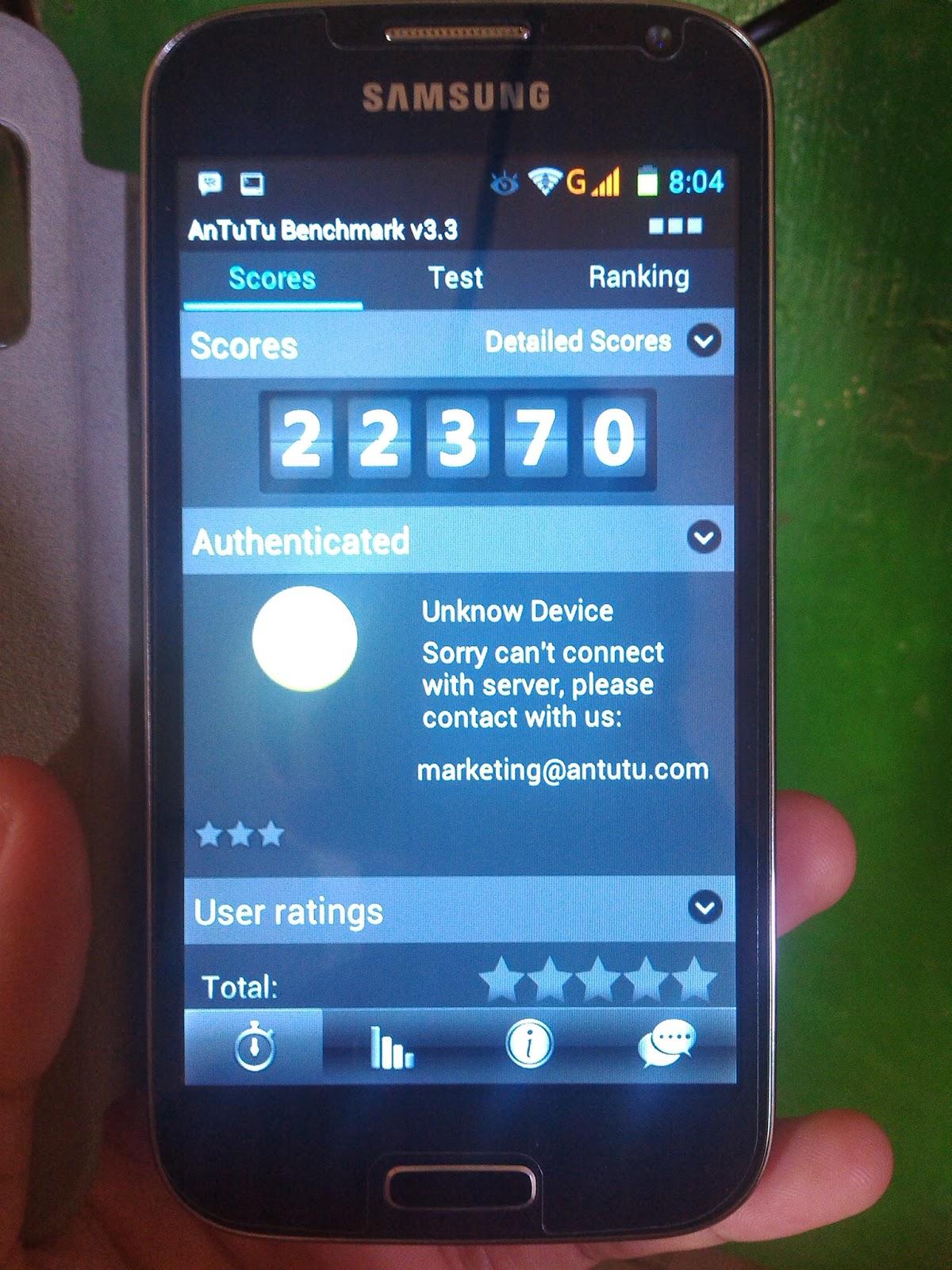 Cara Mengecek Android Palsu/Replika