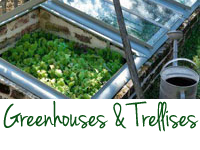 Greenhouses & Trellises